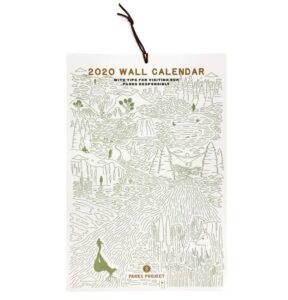 String Wall Calendar